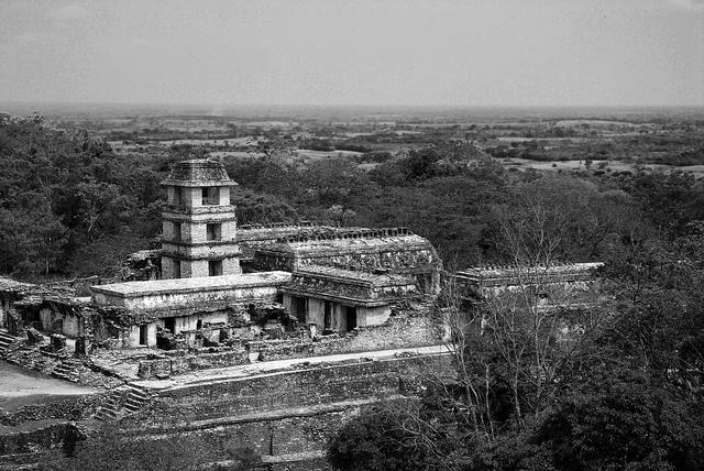 Palenque - Chiapas, Mexico