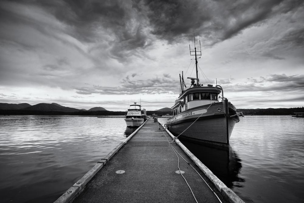 Shearwater Pier by Jaden Nyberg