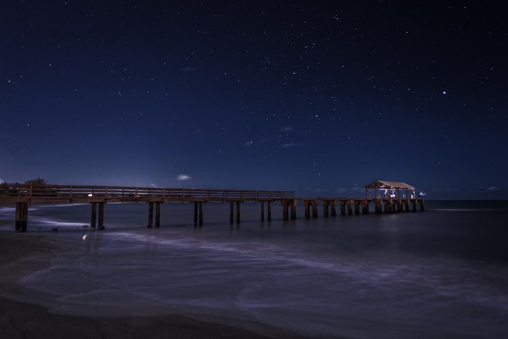 Fishing by Starlight by Jaden Nyberg