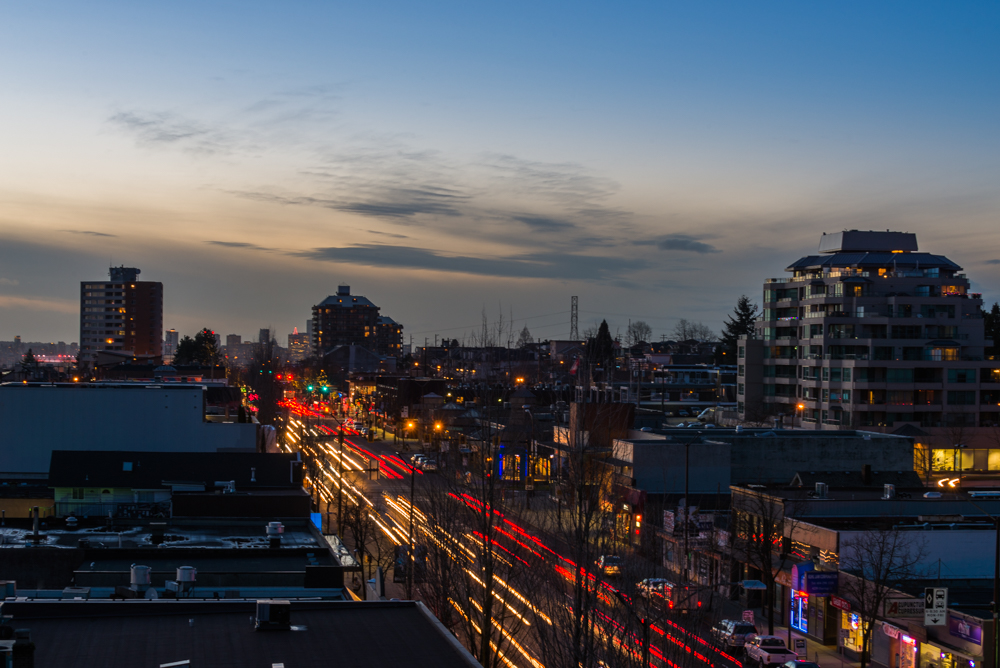 Hastings Traffic by Jaden Nyberg
