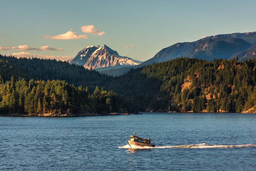 Howe Sound by Jaden Nyberg