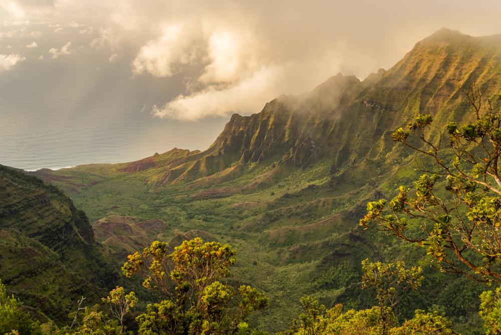 Kalalau Valley by Jaden Nyberg