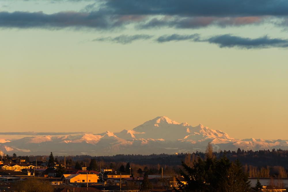 Mount Baker by Jaden Nyberg