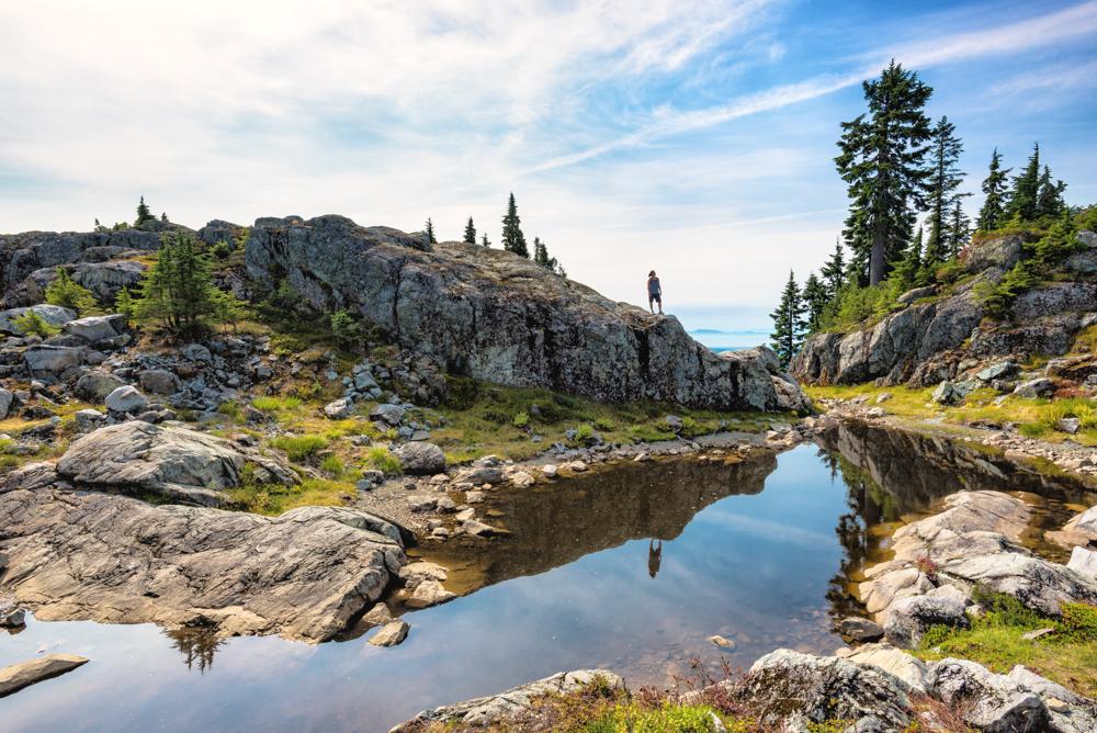 Mount Seymour by Jaden Nyberg