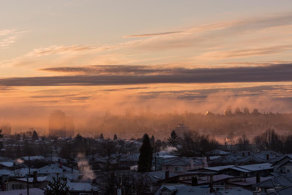 Burnaby Sunrise