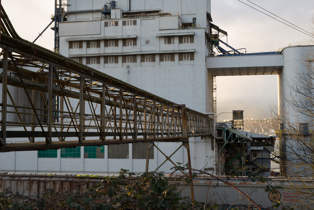 Vancouver Refinery