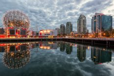 False Creek Morning Reflection