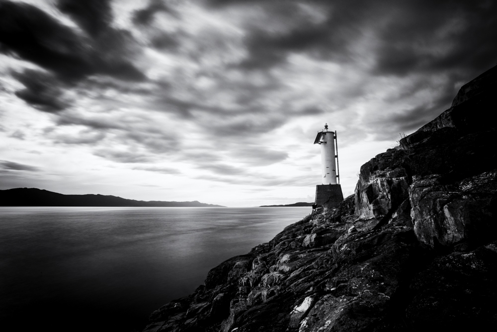 Francis Peninsula Pender Harbour Lighthouse