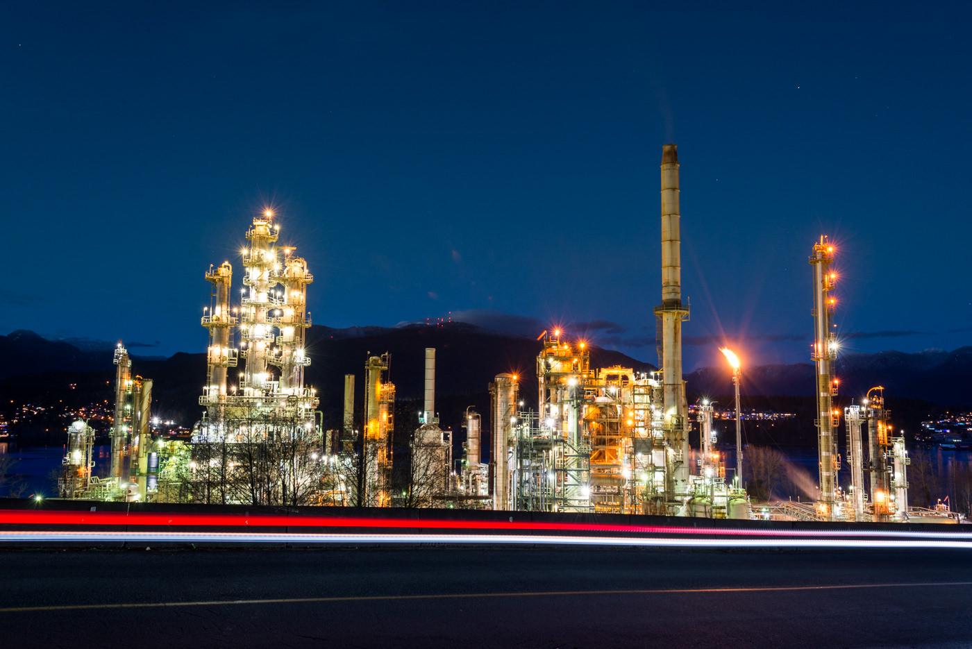 Industrial Paradise New Landscape Architecture Photo Series