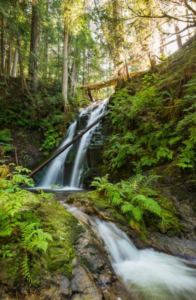 Day Road Waterfall Roberts Creek