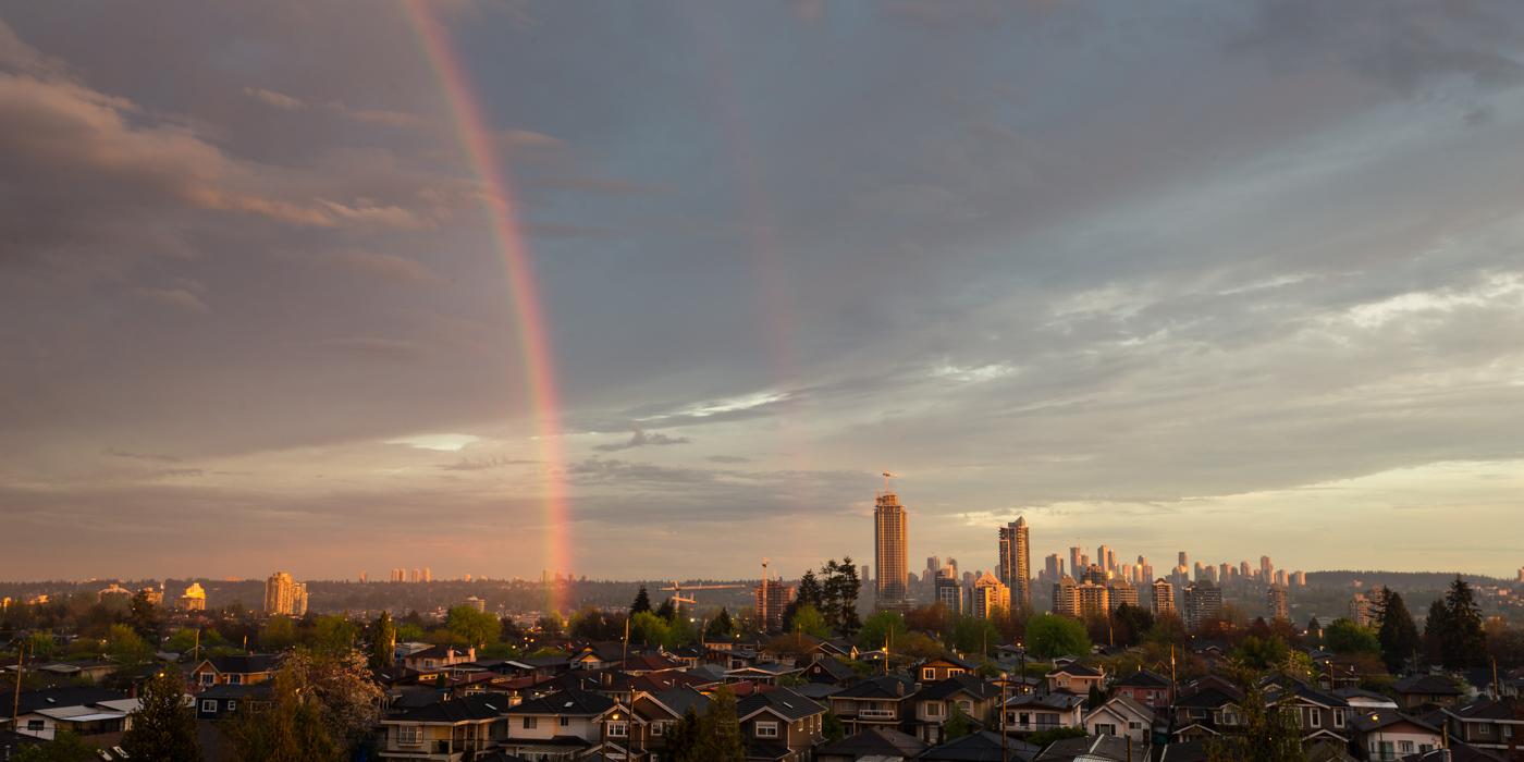 Burnaby Rainbow