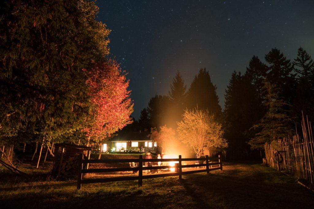 Thanksgiving Campfire