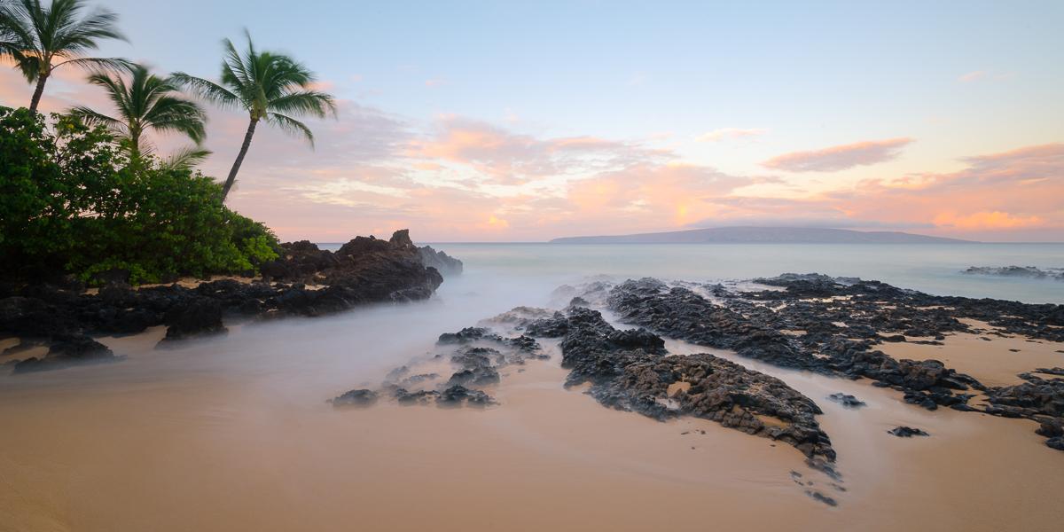 Secret Beach Sunrise Maui, HI