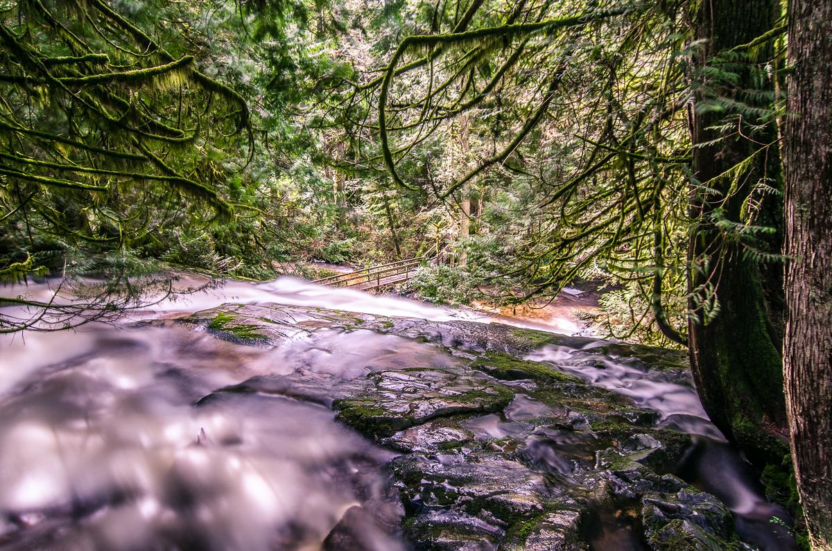 Leisure Falls - Cliff Gilker Park