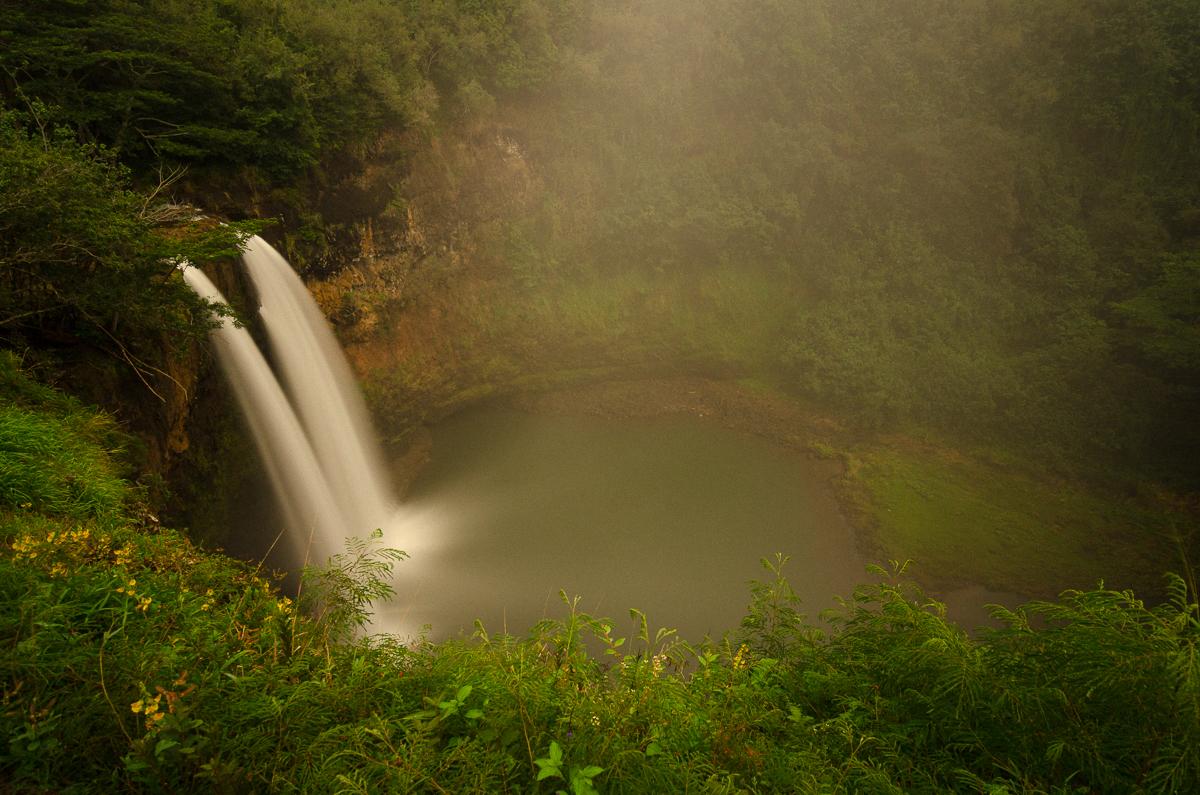 Wailua Falls - Kauai, Hawaii Fine Art Photography