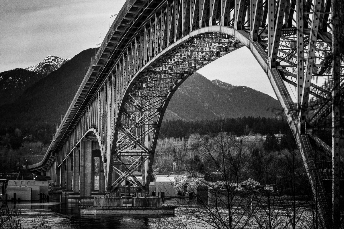Iron Workers Bridge Vancouver