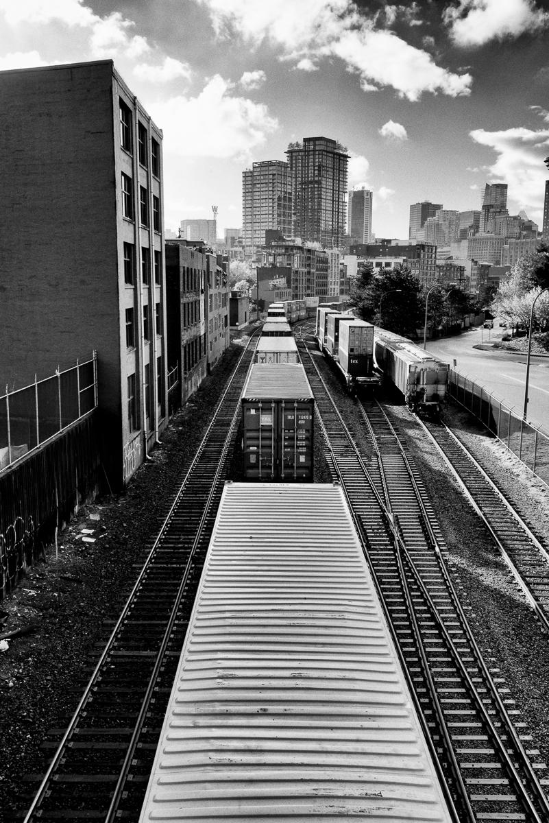 Urban Railroad Vancouver
