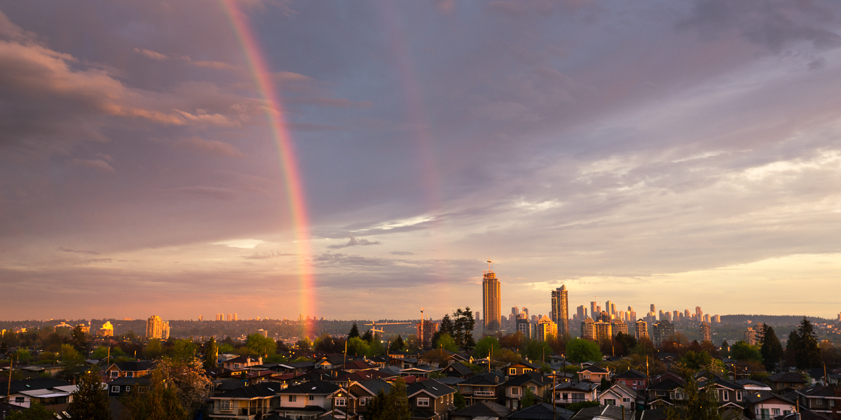 Rainbow City - Burnaby, BC